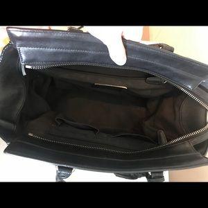 Handbags - Coach New York Candace Black Leather Bag